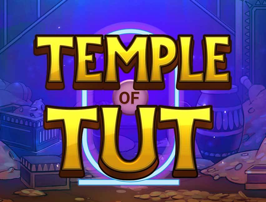 Play Temple of Tut bitcoin slot